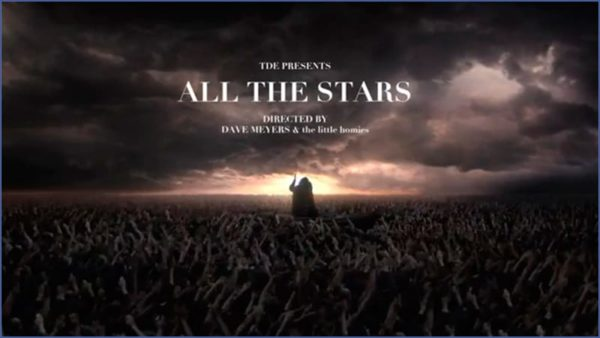 Kendrick Lamar, SZA – All The Stars