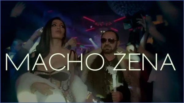 Mile Kitic – Macho zena – (OFFICIAL VIDEO 2018)