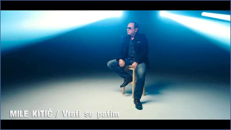 Mile Kitic – Vrati se patim