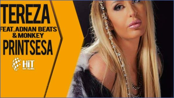TEREZA ft. ADNAN BEATS & MONKEY – PRINTSESA / ТЕРЕЗА ft. ADNAN BEATS & MONKEY – ПРИНЦЕСА, 2018