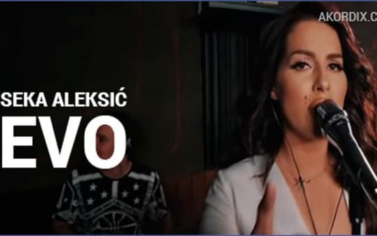 SEKA ALEKSIC - EVO
