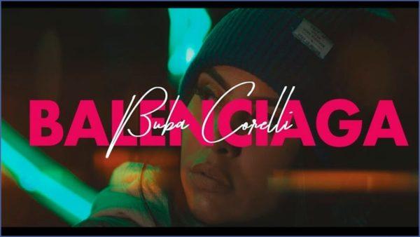 Buba Corelli – Balenciaga 2018