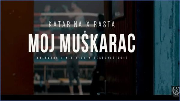 Katarina Didanovic x Rasta - Moj Muskarac