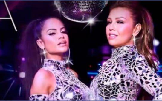 Thalía, Natti Natasha - No Me Acuerdo 2018