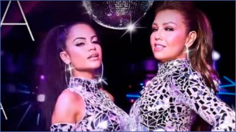 Thalía, Natti Natasha – No Me Acuerdo 2018