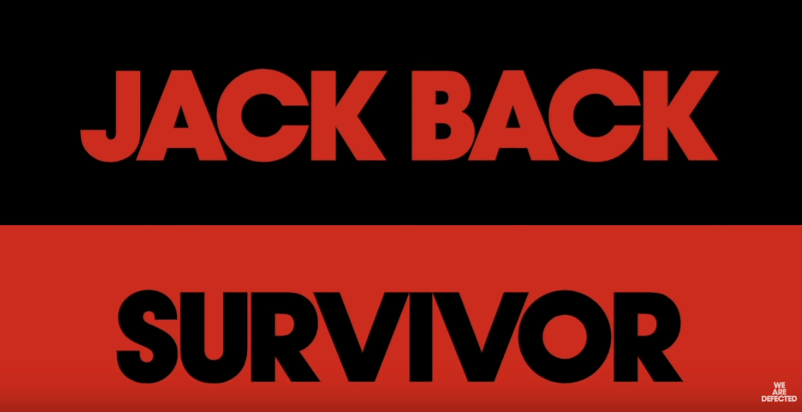 Jack Back – Survivor Download MP3