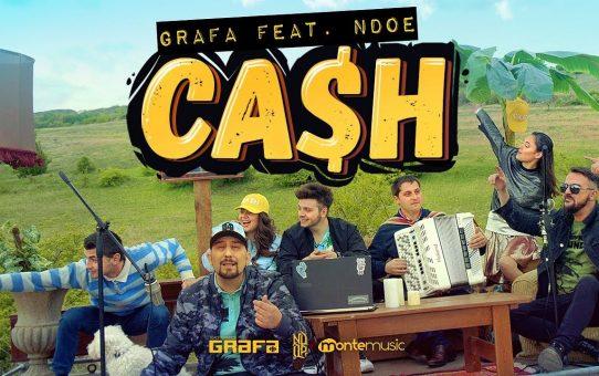 Grafa feat. NDOE - CA$H