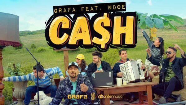 Grafa feat. NDOE – CA$H