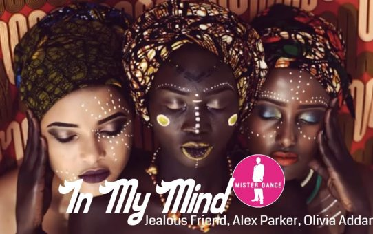 Jealous Friend, Alex Parker, Olivia Addams - In My Mind