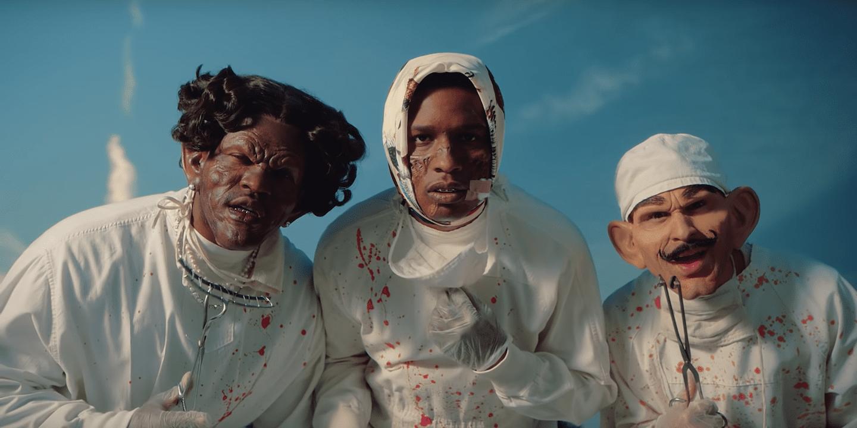 A$AP Rocky – Babushka Boi