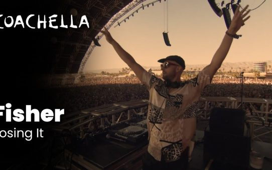 FISHER - Losing It - Live at Coachella 2019 Friday April 12, 2019
