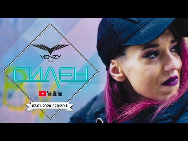 VenZy Silen Official video scaled
