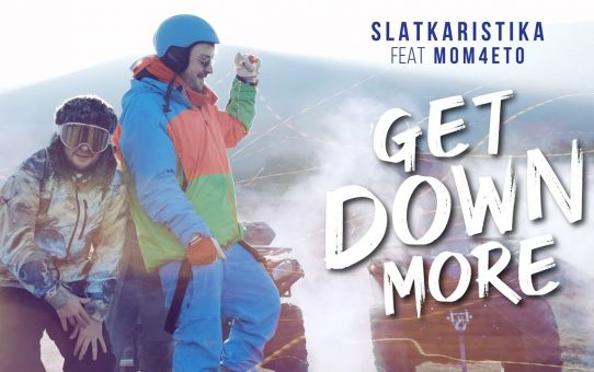 Slatkaristika ft. Mom4eto - Get Down More