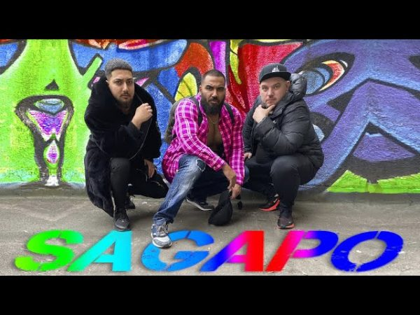 AZIS Sagapo Official Video 2020 scaled