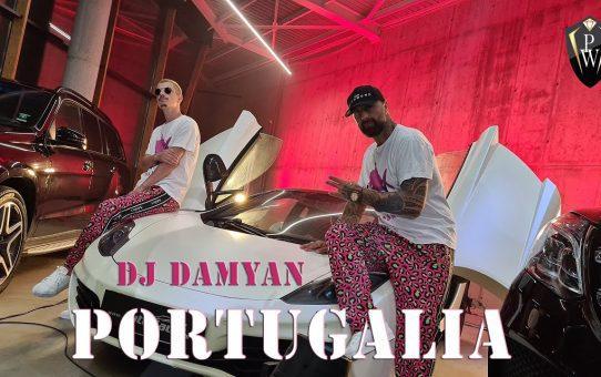 DJ DAMYAN - PORTUGALIA / DJ Damyan - Португалия