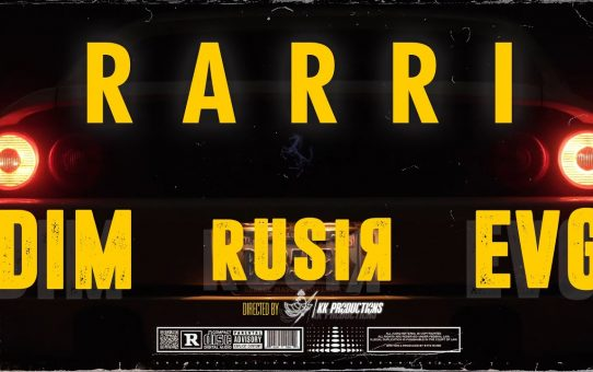 RUSIЯ x EVG feat. DIM - RARRI FREESTYLE