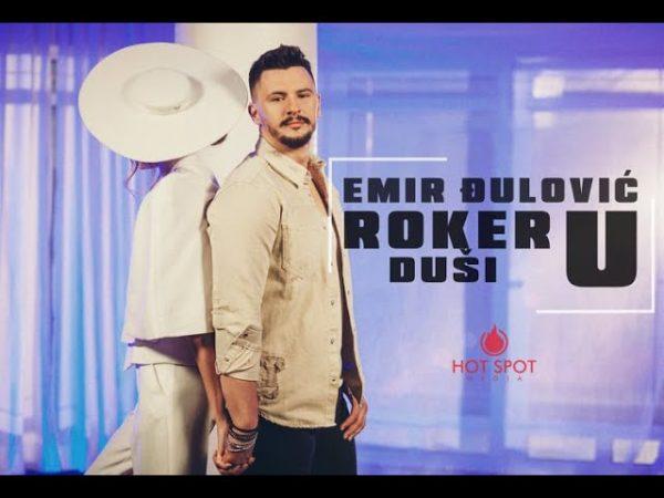 EMIR DJULOVIC ROKER U DUI OFFICIAL VIDEO  scaled