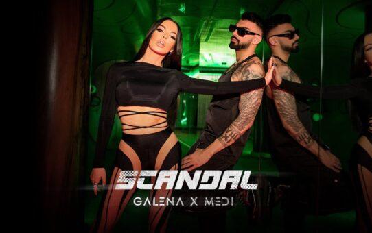 Галена x Меди - Скандал