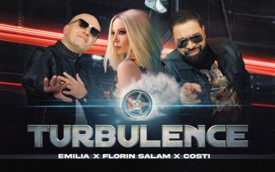 Емилия & Флорин Салам & Кости - Турбуленция, 2021