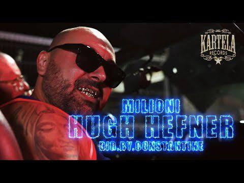 MILIONI HUGH HEFNER Official Music Video Prod by evltw