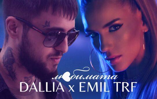 ДАЛИЯ & ЕМИЛ ТРФ - ЛЮБИМАТА